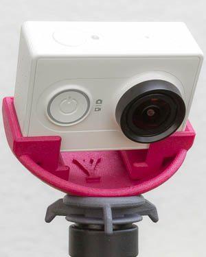 Kugelkopf Rondo-Y mit Kamera Xiaomi Yi
