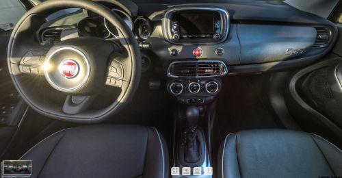 Innenraum Fiat 500x